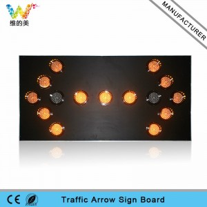 Optraffic Cost Effective Vehicle Mounted Arrow Board, Flashing Arrow Board, LED Flashing Arrow Board