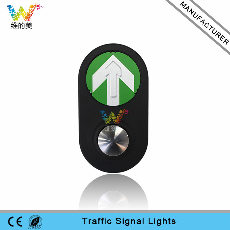 New Design Steel Discount Pedestrian Traffic Push Button