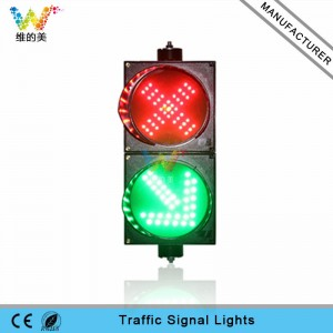 Back To Search Resultssecurity & Protection Wdm Super Bright 200mm Dynamic Pedestrian Traffic Signal Light