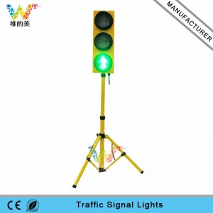 New arrival customzied 125mm mini LED pedestrian signal light