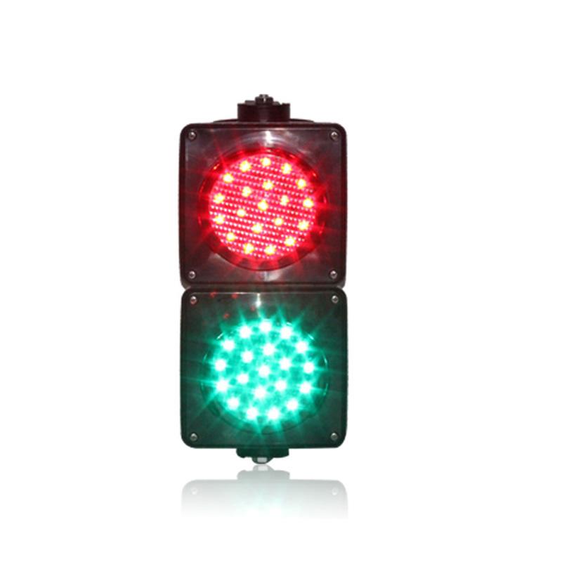 New arrival 100mm PC housing LED  traffic light