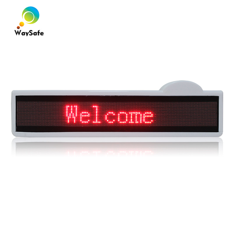 high brightness advertising wireless taxi led top display
