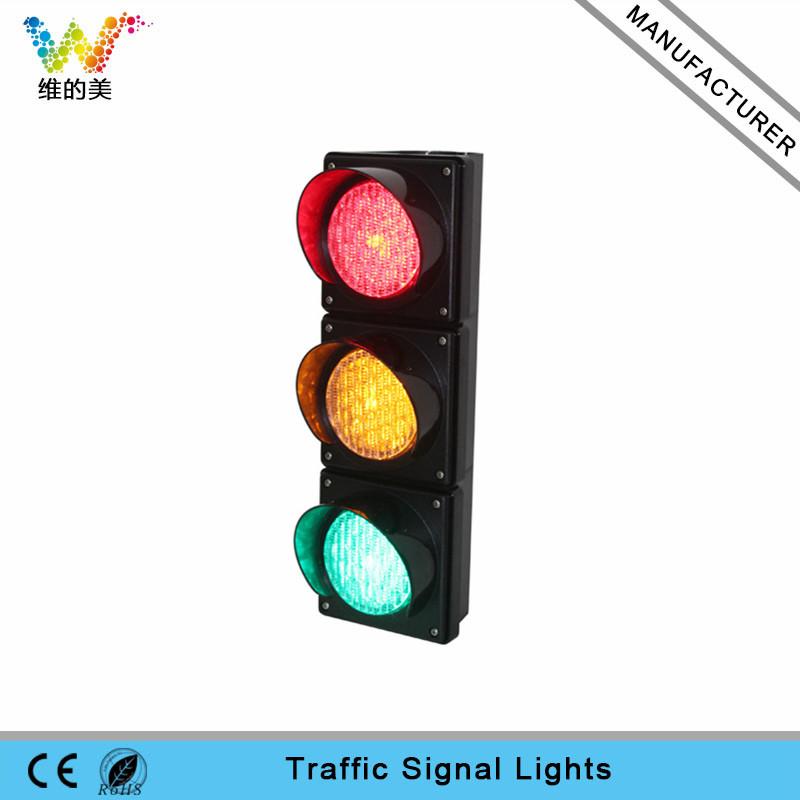 100mm Full Ball Traffic Light for Pakistan market