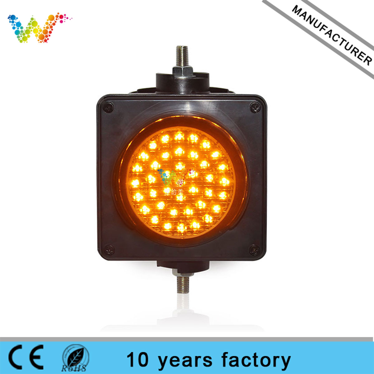 ODM&OEM Approved Road safety100mm 12 volt led traffic lights