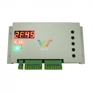 New design DC12V traffic light controller card