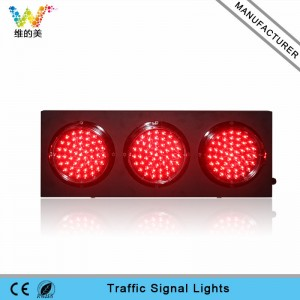200mm mix red green autodrome racing signal LED traffic light