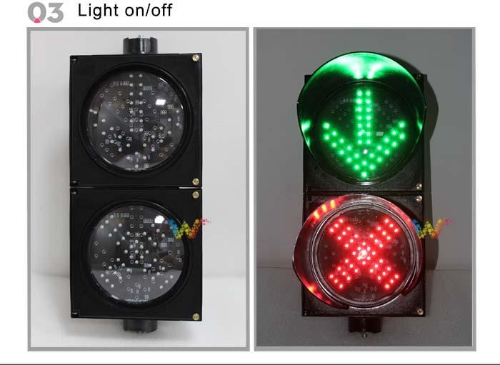 200mm  Signal Light  7