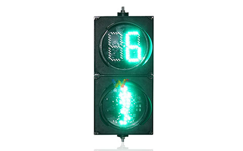 200mm traffic light