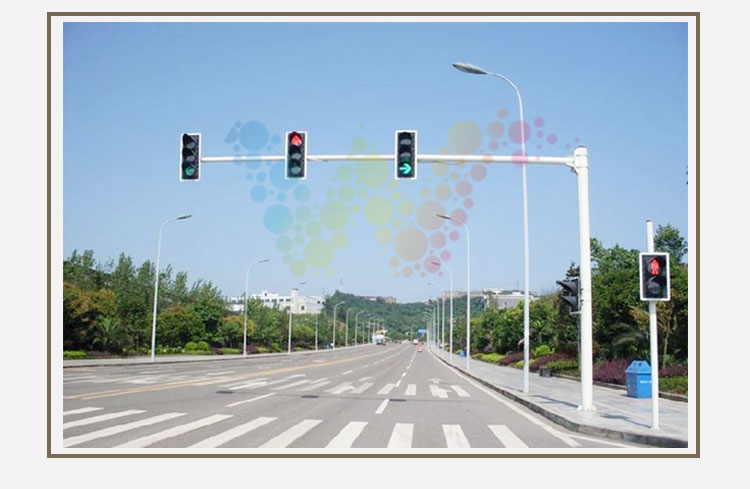 12 inch PC Traffic Signal Accessories red yellow green 300mm traffic light