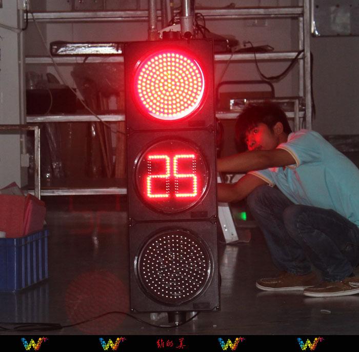 300mm驾考灯 08