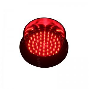 mini traffic light for school teaching customized 125mm traffic lamp cheap LED traffic signal lamp in Ukraine