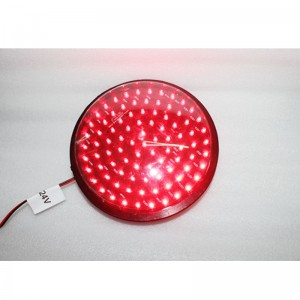 High brightness 200mm LED traffic lights signal module