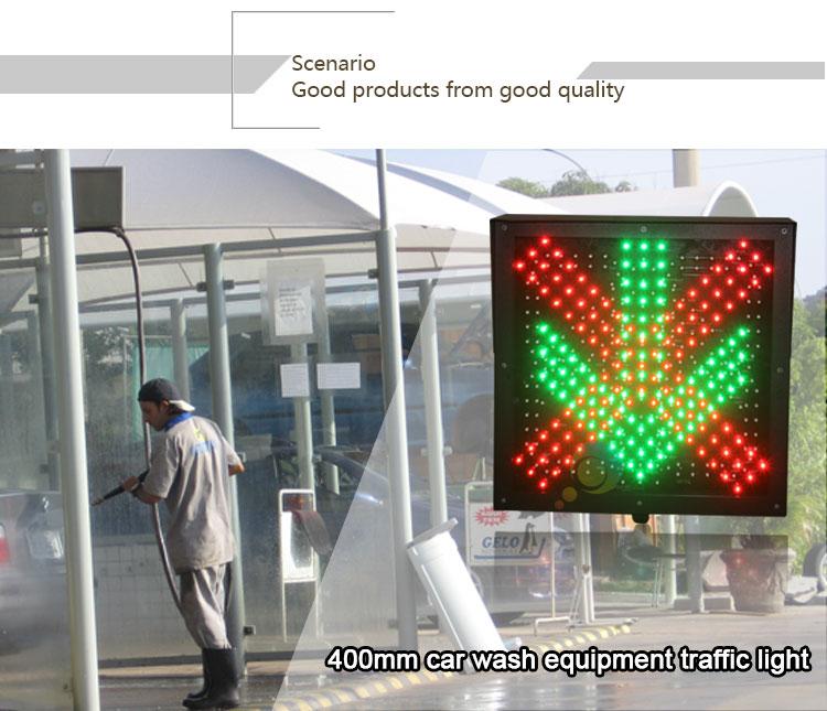 LED car wash led display screen