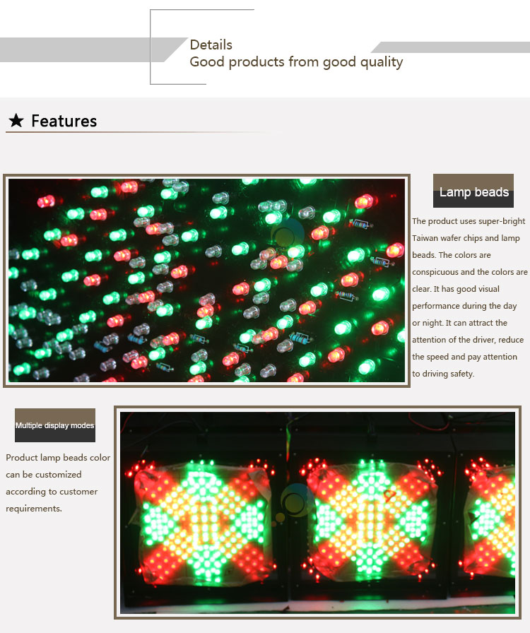 LED car wash led display screen-3