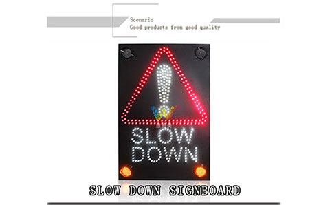Slow-Down-Traffic-Sign-6