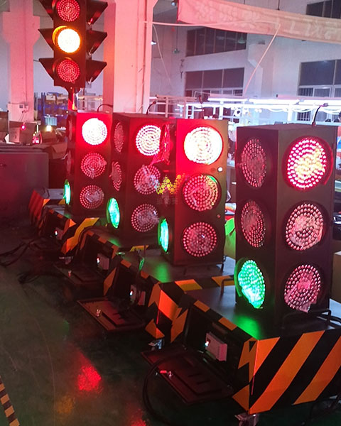 Temporary traffic lights-4