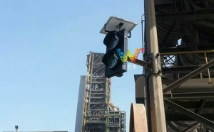 Why we use solar traffic light ?