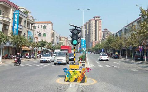 portable led traffic light-4