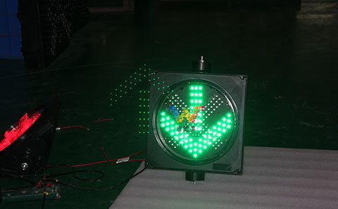 traffic light with RELAY-5